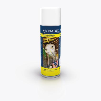Insecticide spray nid de guêpes Edialux