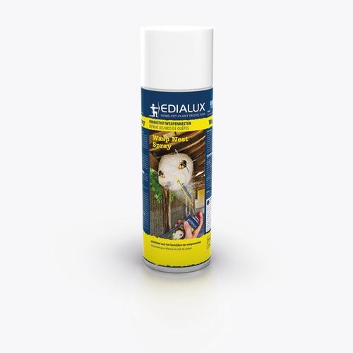 Edialux insecticide spray voor wespenest