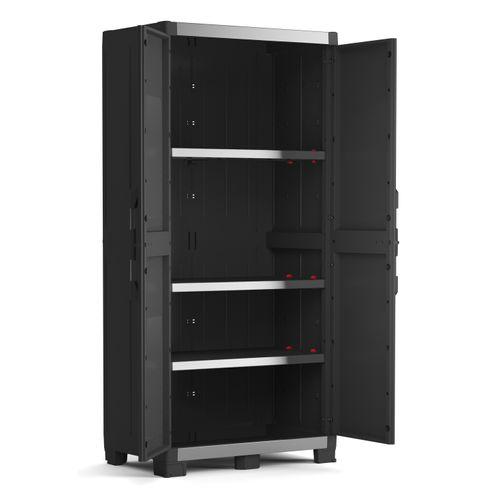 Armoire garage Keter XL haute noir
