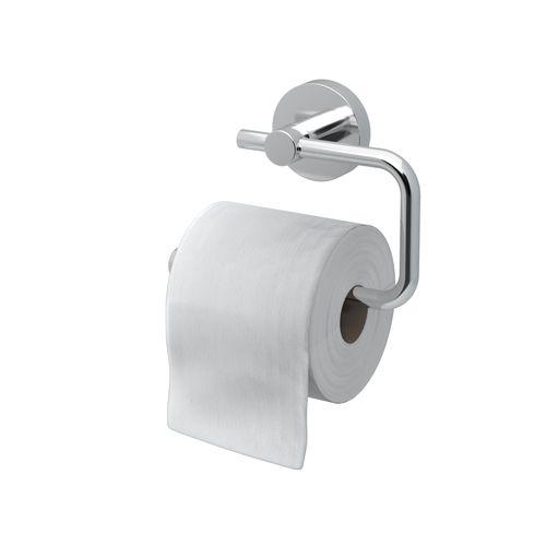 Haceka toiletrolhouder Rondi chroom