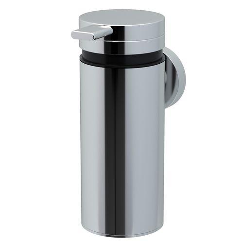Haceka zeepdispenser Rondi metaal chroom