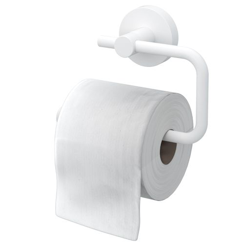 Haceka toiletrolhouder Rondi wit