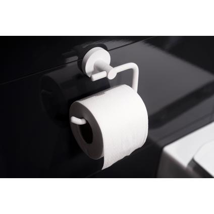 Haceka porte-papier de toilette Rondi blanc