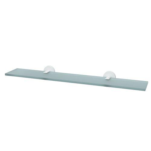 Haceka talette Rondi avec verre de sécurité blanc 60 cm