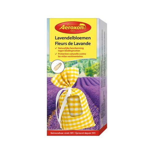 Aeroxon gedroogde lavendel tegen kleermotten