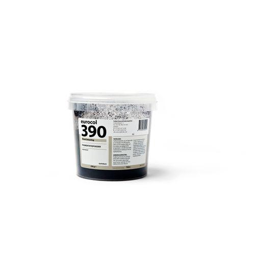 Eurocol pigmentatiepoeder voor vloeivloer Forbo 390 zwart 0,23kg