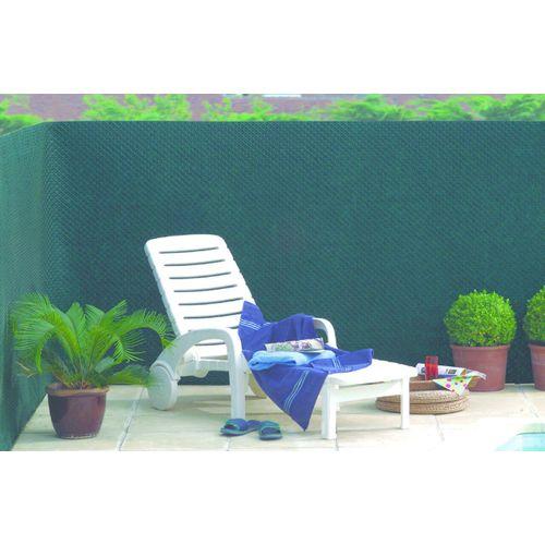 Nortene synthetisch privacyscherm Tandem groen 1,5x5m