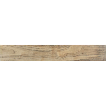Carrelage sol Bayard bois naturel 15x90cm