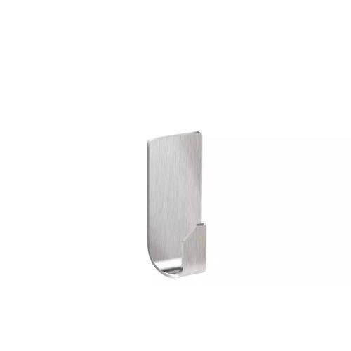 Tesa Powerstrips zelfklevende haak waterproof chroom 1kg - 2 stuks