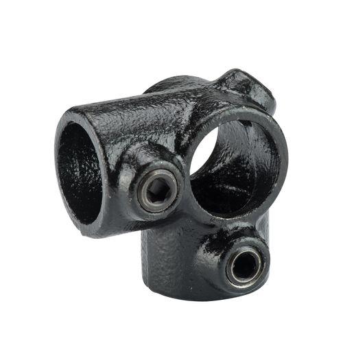 Mac Lean koppelstuk zwart Ø28mm