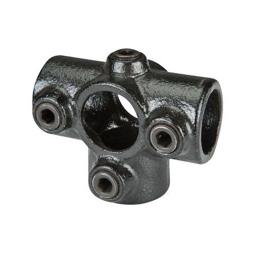 Mac Lean koppelstuk kruis zwart Ø28mm