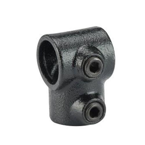 Mac Lean koppelstuk T-doorvoer zwart Ø42mm