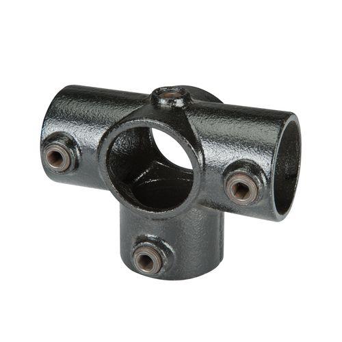 Mac Lean koppelstuk kruis zwart Ø42mm