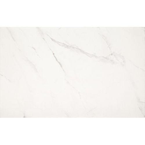 Carrelage mur Meissen Ceramics Calacatta blanc 25x40cm 1,2m²
