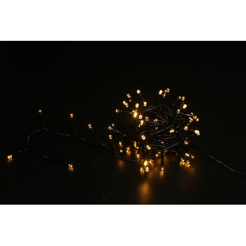Éclairage de Noël blanc chaud 400 lumières Central Park