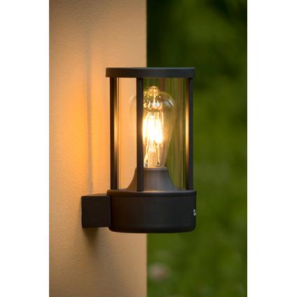 Lucide wandlamp Lori met dag/nacht sensor