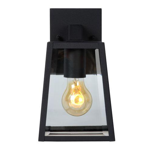 Lucide wandverlichting Matslot zwart E27
