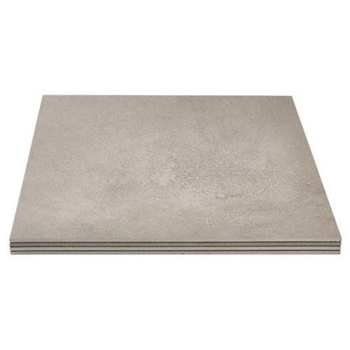 Carrelage sol Nordica gris 61,5x61,5cm