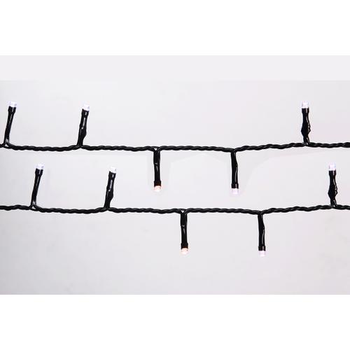 Eclairage de Noël blanc chaud/blanc froid Central Park 360 lumières