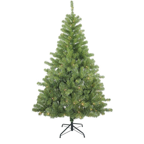 Sapin de Noël illuminé Central Park 180cm