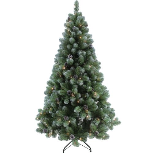 Central Park kunstkerstboom spar Frost 180cm