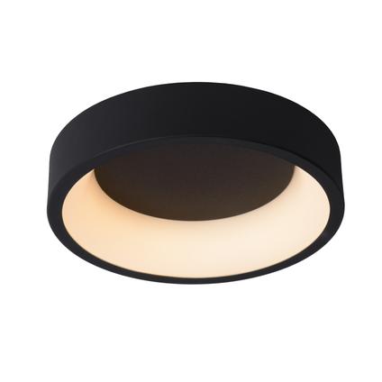 Lucide plafondlamp Talowe 30cm zwart