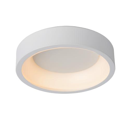 Lucide plafondlamp Talowe 30cm wit