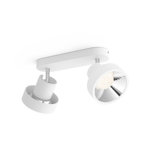 Philips spot LED Bukko Sceneswitch 2x4W