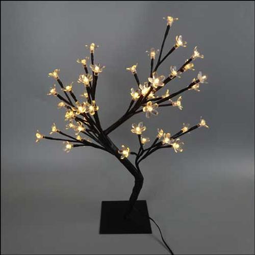 Lumières de Noël cerisier cerisier Central Park