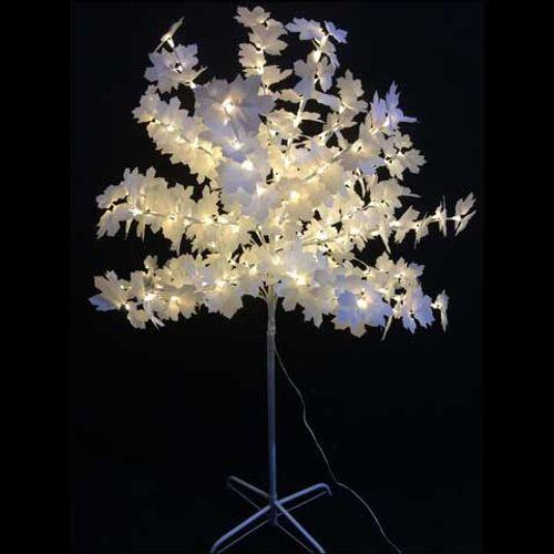 Lumières de Noël érable Central Park