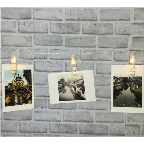 Lumières de Noël clips pendule Central Park