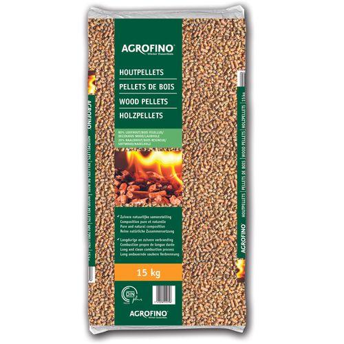 Pellets de bois Agrofino 15kg 66pcs + palette
