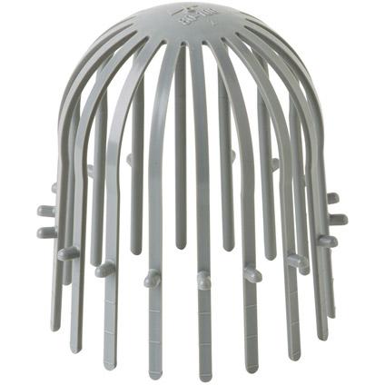 Martens bladbolrooster 80/100mm PVC