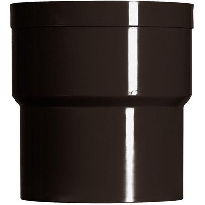 Martens HWA verbindingsstuk 80mm 1xlm bruin