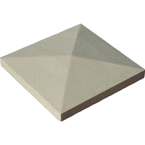 Penez Herman deksteen 4 vlakken 50 x 50 cm grijs