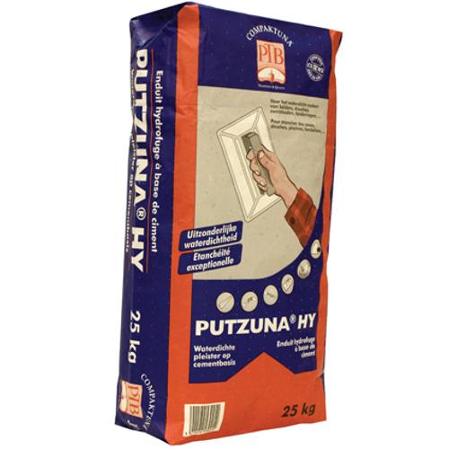 PTB waterdichte bescherming 'Putzuna type' 25 kg