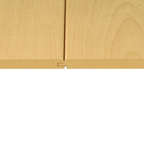 HDM wand- en plafondpaneel Pan O'quick kristal wit
