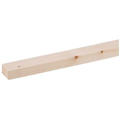 JéWé ruw hout vuren 270 x 1,9 x 3,2 cm