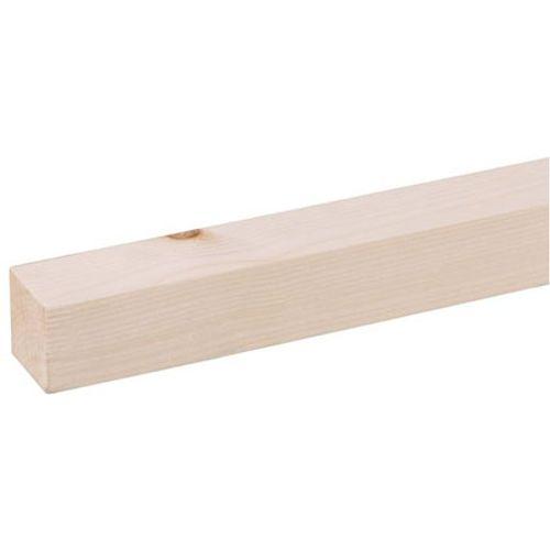 JéWé ruw hout vuren 270 x 3,8 x 3,8 cm