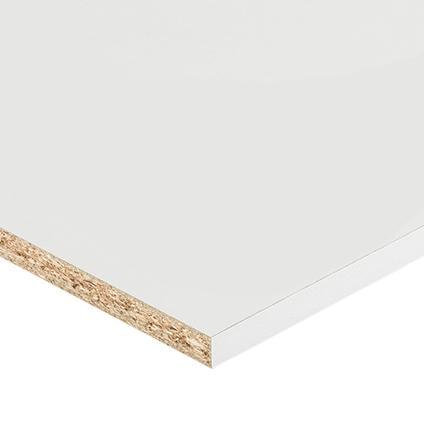 Sencys meubelpaneel wit 250x50cm