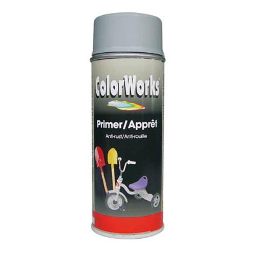 Primer ColorWorks gris 400 ml