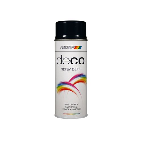 Vernis MoTip Deco Colors transparent satiné 400ml