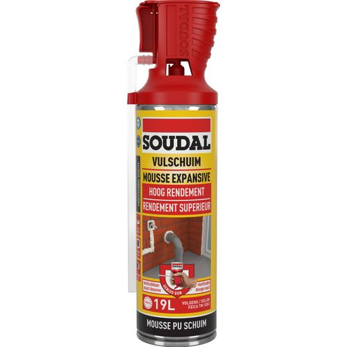 Soudal Mousse PU manuelle 0,5L
