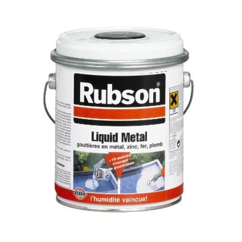 Rubson dakgoot bescherming 'Liquid Metal' 2,5 kg