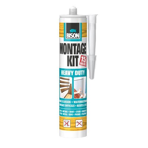 Bison montagekit Heavy Duty 425g