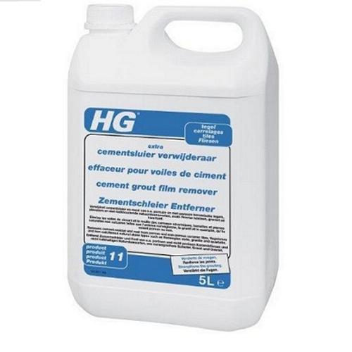 Détachant voiles de ciment HG 'Carrelages' 5 L