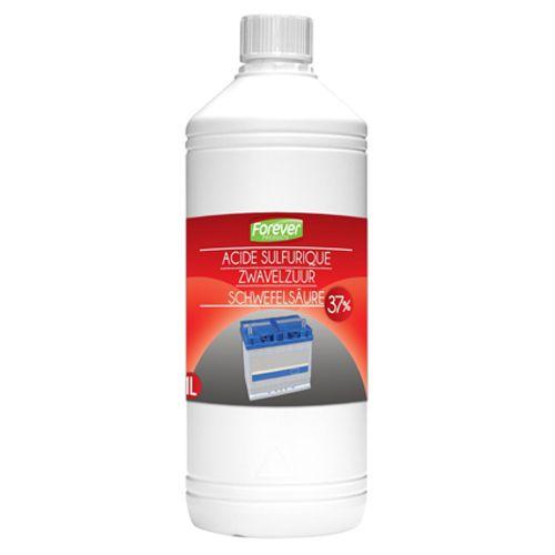 Acide sulfurique 37 p/c Forever 1 L