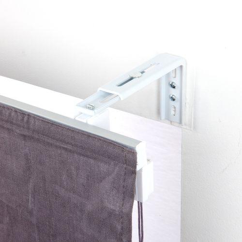 Madeco set van 2 afstandsteunen voor installatie verticale lamellen op de muur