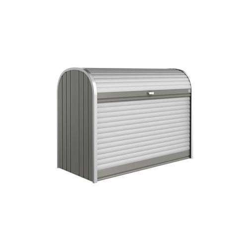 Biohort opbergbox Storemax 160 kwartsgrijs 78x163cm