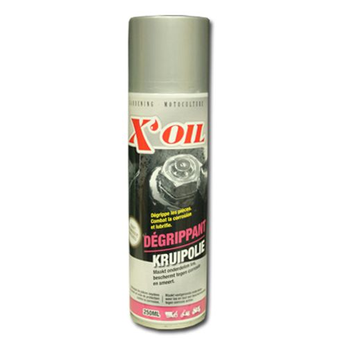 Aerosol dégrippant X'Oil 200 ml